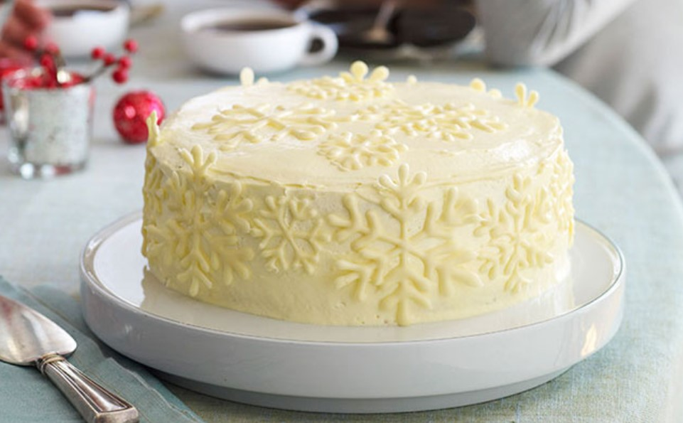 Cakes are also often iced with some icings